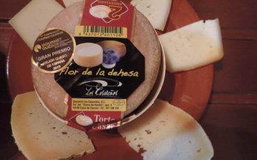 quesos-provincia-caceres-extremadura